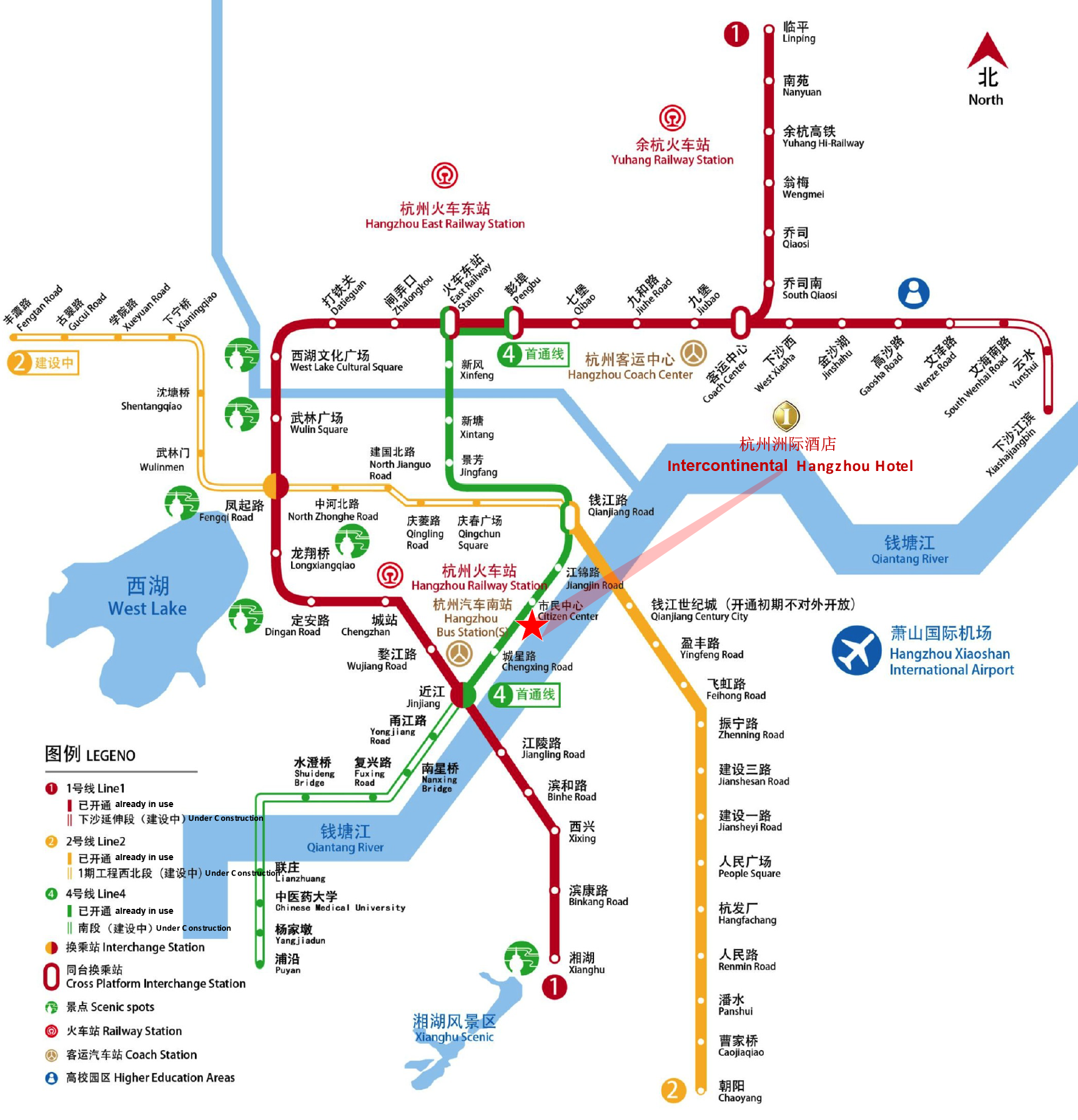 Hangzhou Subway Map English.The 34th Chinese Control Conference And Sice Annual Conference 2015