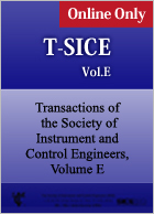 Transactions of the Society of Instrument and Control Engineers, Volume E