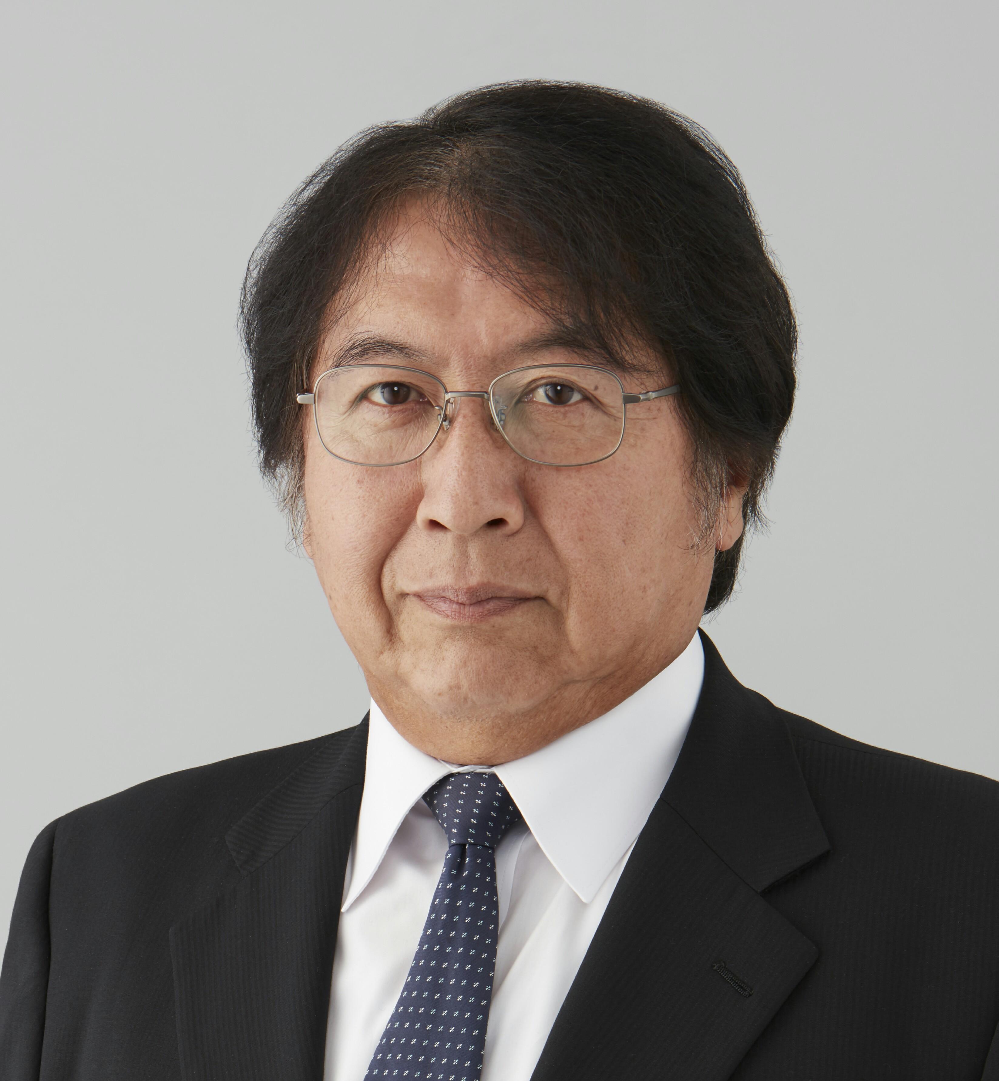 President of SICE:Masatoshi Ishikawa