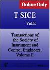 Transactions Vol.E
